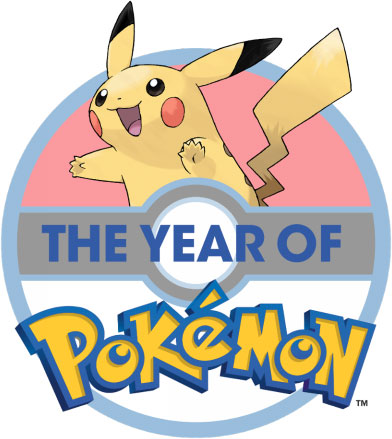The Year of Pokémon