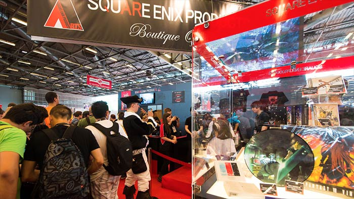 Square Enix Products
