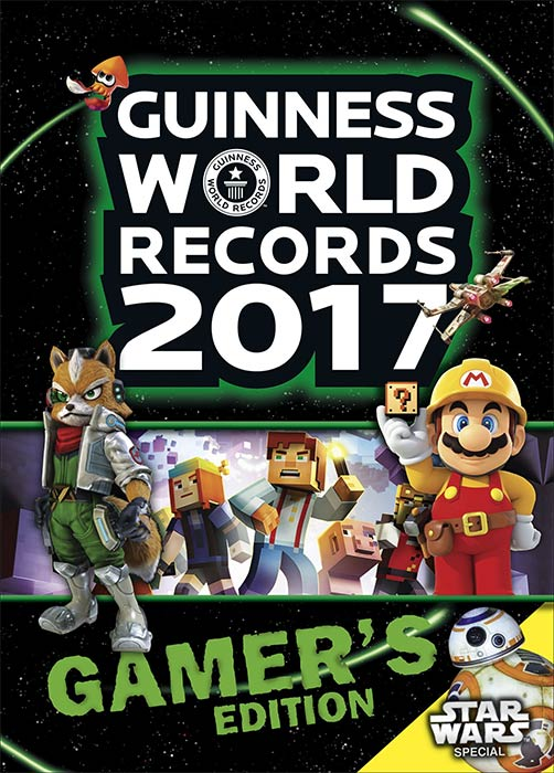 Guinness World Records, Gamer's édition