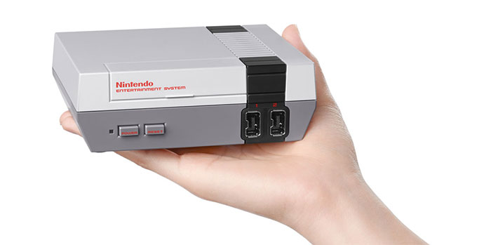 Console Nintendo Classic Mini : Nintendo Entertainment System (Mini NES)