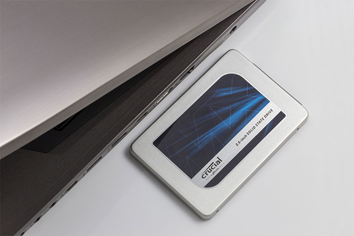 Disque durs SSD MX300 Crucial (image 2)