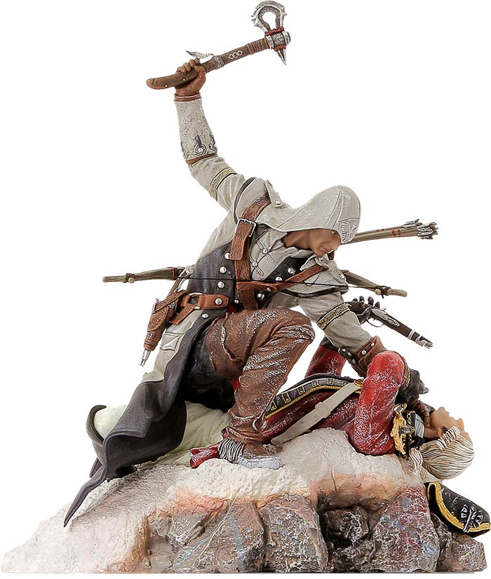 Figurine Assassin's Creed : Connor, the Last Breath
