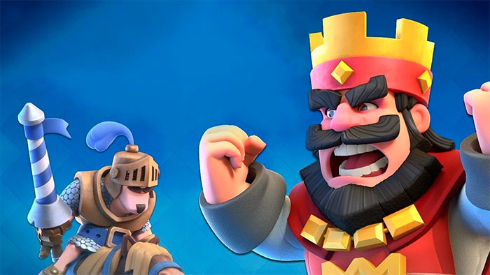 EvenLAN Clash Royale Grand Rex