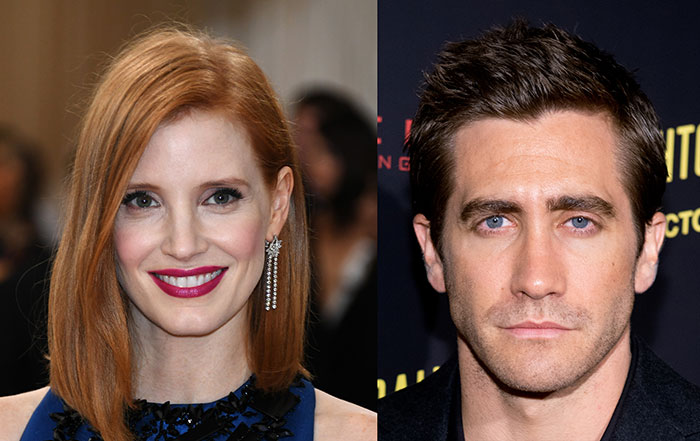 Jessica Chastain et Jake Gyllenhaal (The Division)