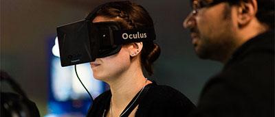 Jeux video & realite virtuelle