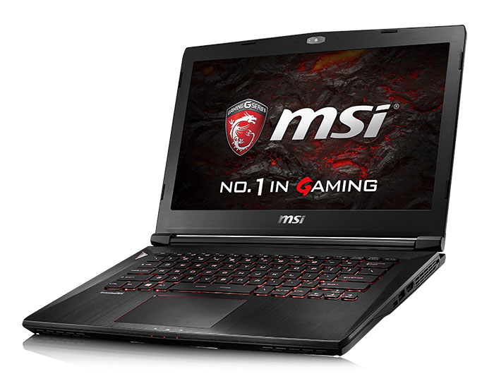 PC portable MSI GS43VR Phantom