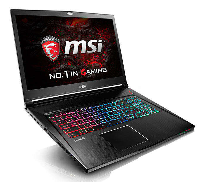 PC portable MSI GS73VR Stealth