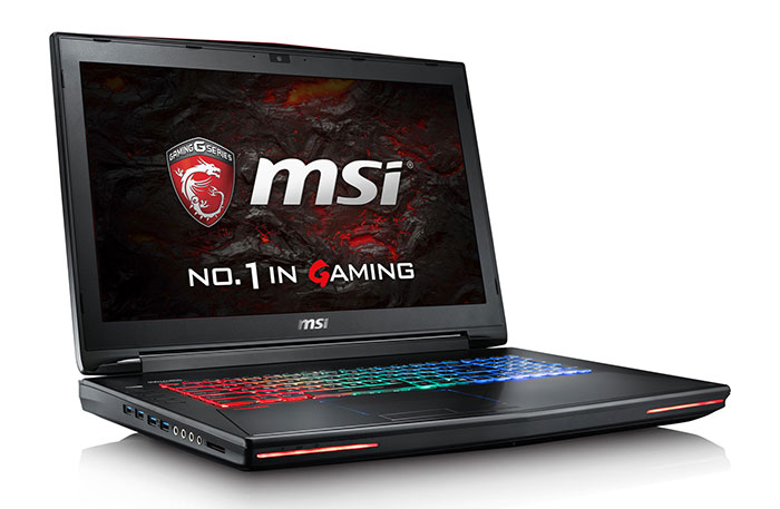 PC portable MSI GT72VR