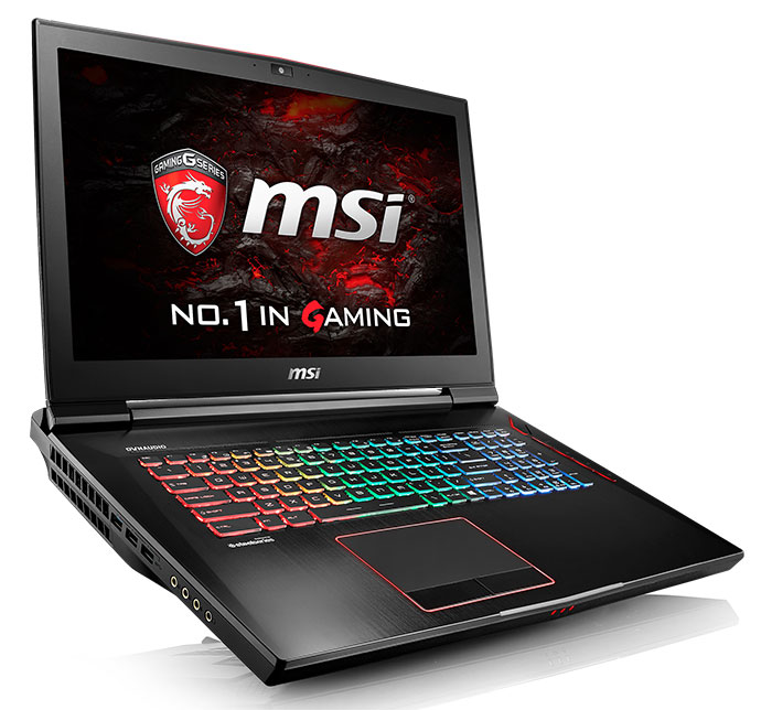 PC portable MSI GT73VR Titan