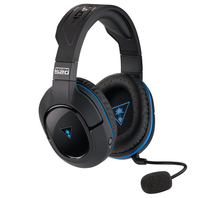 Casque Turtle Beach Stealth 520