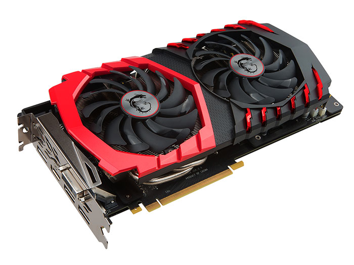 Geforce GTX 1060 3G MSI