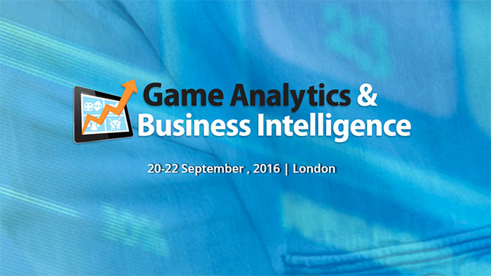 Game Analytics and Business Intelligence Forum