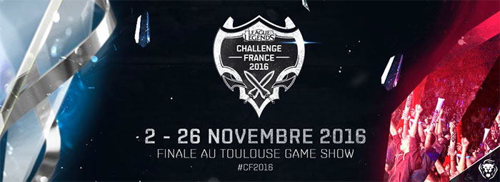 Finale de la Coupe de France de League of Legends au TGS
