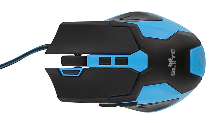Souris gaming Fury Elyte