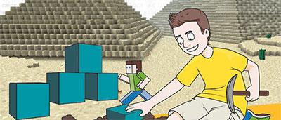 Apprendre a coder avec Minecraft