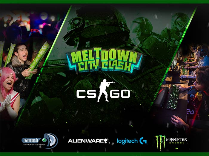 Meltdown City Clash - CS : Go le 27 septembre