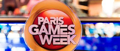 La Paris Games Week annonce