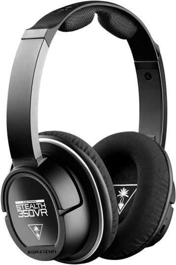 Casque audio Stealth 350VR