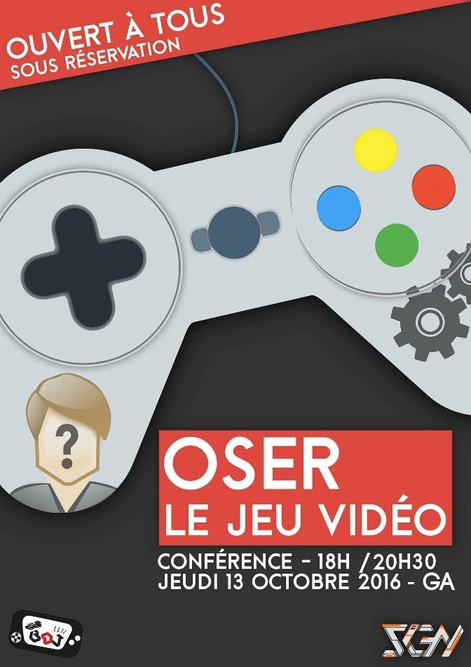 Rencontre jeu video