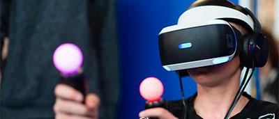 Le PlayStation VR est disponible