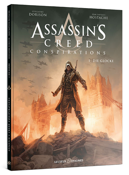 Tome 1 BD Assassin's Creed Conspirations