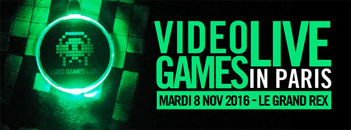 Capcom en force au concert Video Games Live de Paris