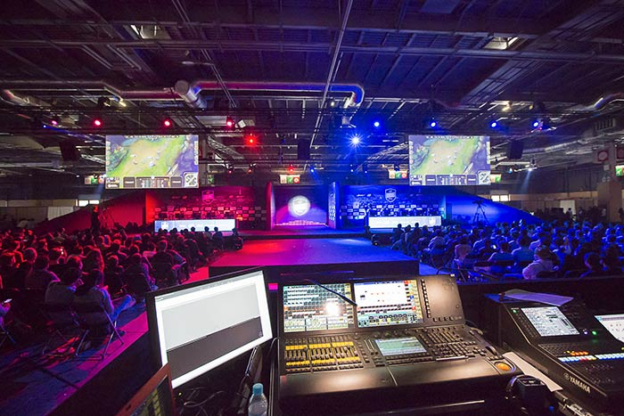 Compétition ESL Paris Games Week 2016