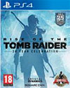 Rise of the Tomb Raider - 20ème Anniversaire PS4