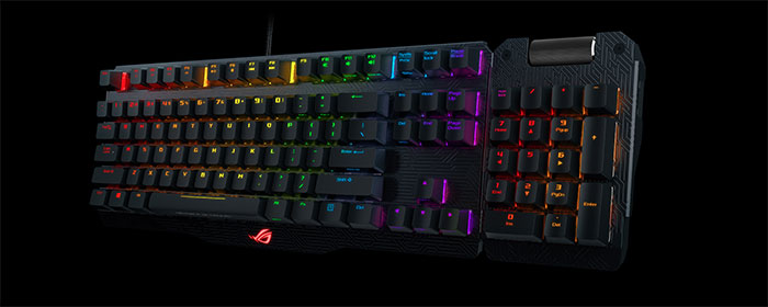 Clavier ROG Claymore