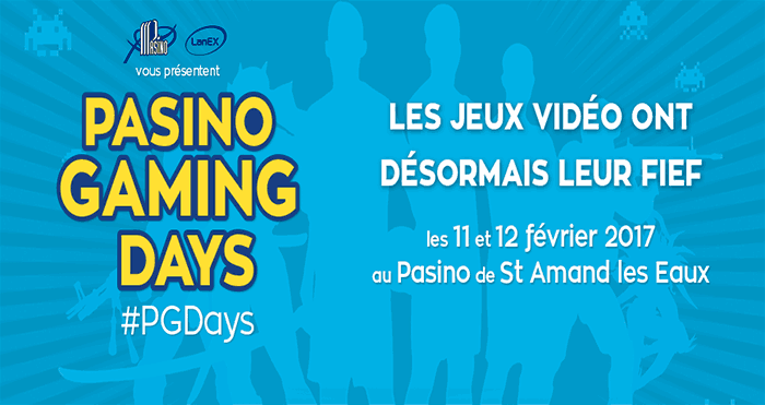 Pasino Gaming Days by LanEx