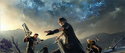 Le Final Fantasy XV Center