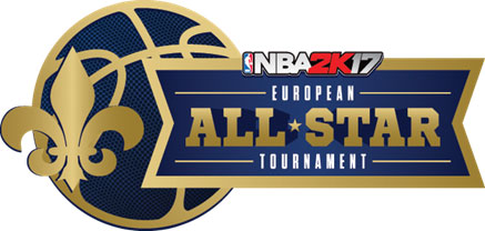 NBA 2K17 European Tournament