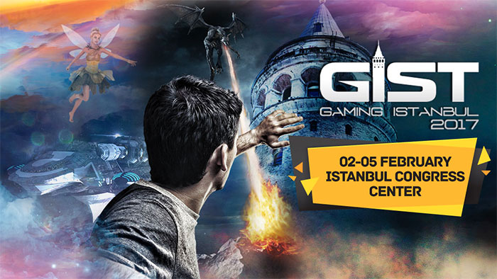 GIST 2017 : Gaming Istanbul