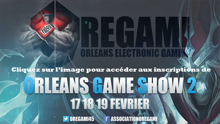 Orleans Game Show #2