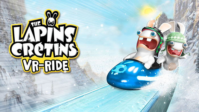 The Lapins Crétins - VR-Ride