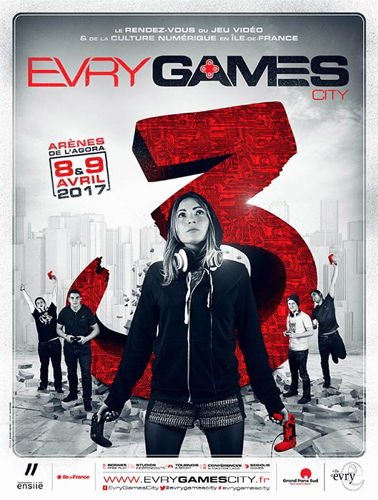 Evry Games City