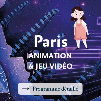 Portes ouvertes lisaa paris animation jeu vid o - Animation portes ouvertes ...