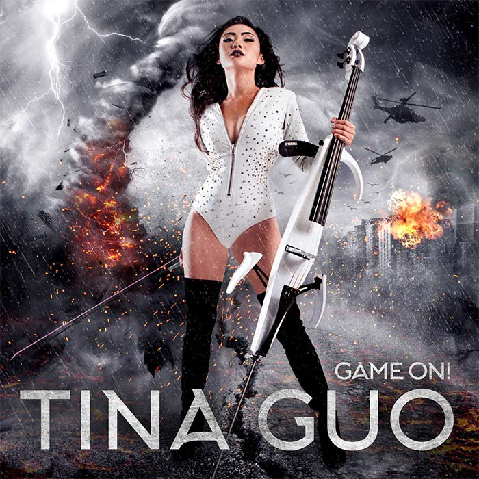Game On ! Tina Guo
