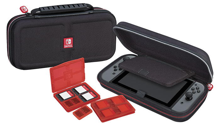 Pochette de transport officielle Nintendo Switch