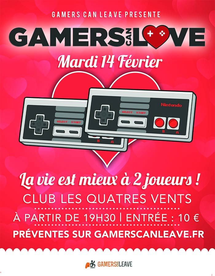 Gamers Can Love