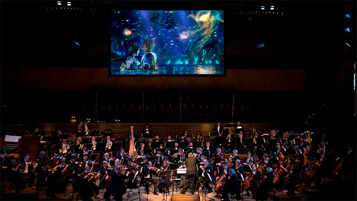 Concert symphonique Final Fantasy