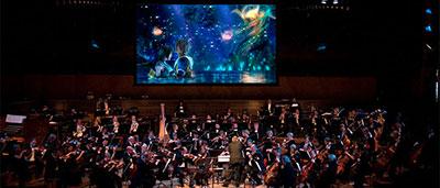 Concert symphonique a Lyon