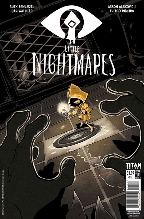 BD Little Nightmares
