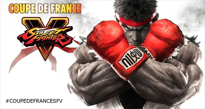 Coupe de France Street Fighter V