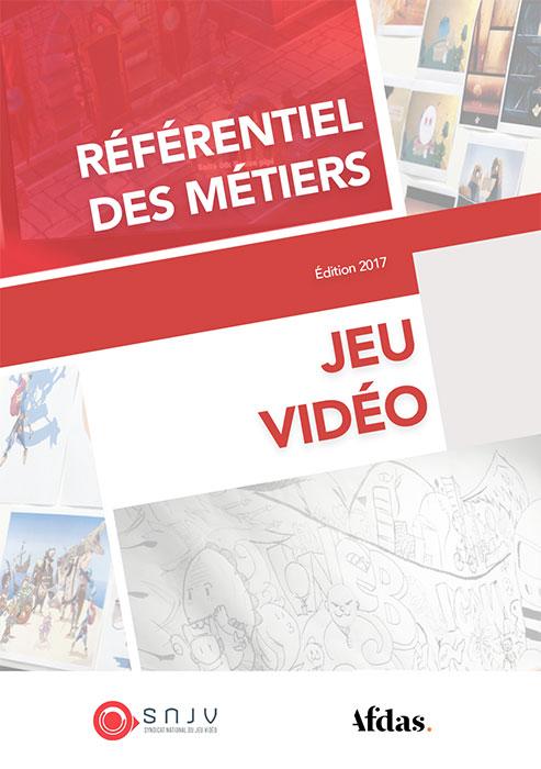 Referentiel Des Metiers Du Jeu Video Et Charte Des Stages