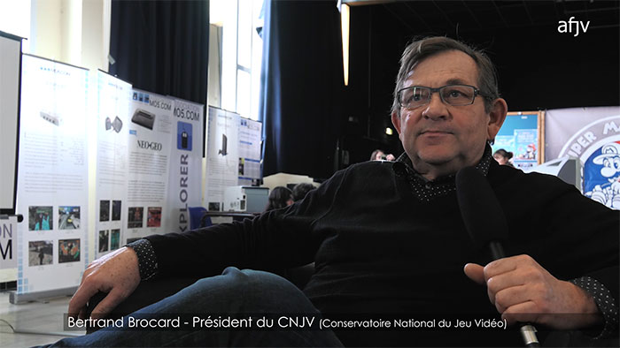 Interview de Bertrand Brocard - Président du CNJV