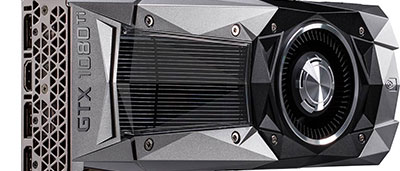 GeForce GTX1080 Ti, le GPU gaming le plus rapide