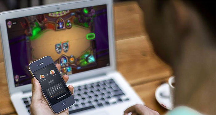Hearthstone en Beta Test sur BeatMe