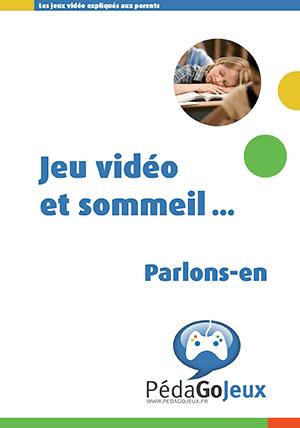 Jeux vidéo et sommeil