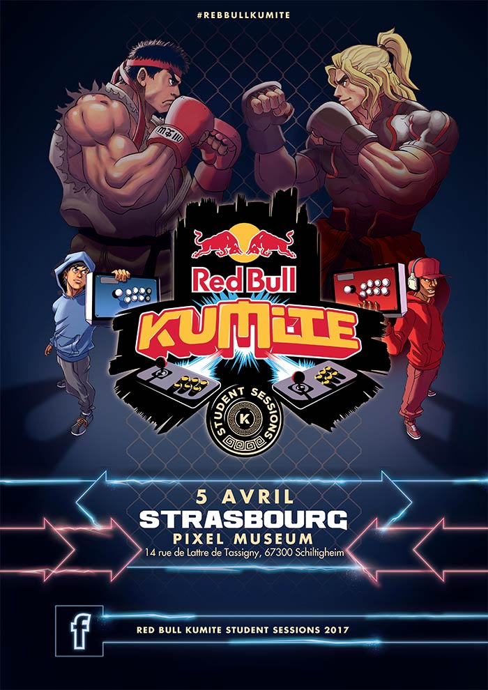 Red Bull Kumite Student Sessions 2017